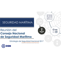 Consejo Nacional de Seguridad Marítima 07.02.2019