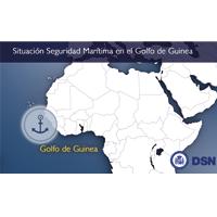 Golfo de Guinea-Situación Mapa