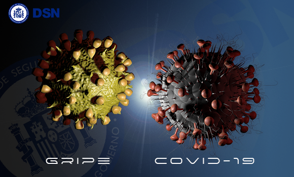 Gripe/Covid