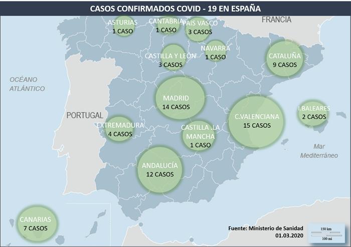 coronavirus cantabria hoy