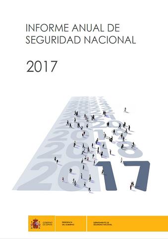 Informe Anual de Seguridad Nacional 2017