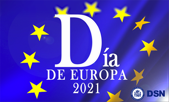 Día de Europa 09 de mayo 2021