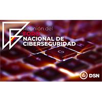 Reunión Foro Nacional Ciberseguridad