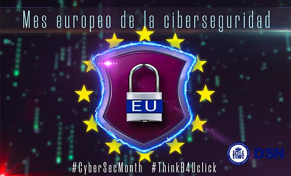 Mes Europeo de Ciberseguridad