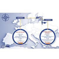 España comprometida con la Defensa en el Báltico