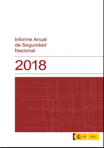 Informe Anual de Seguridad Nacional 2018