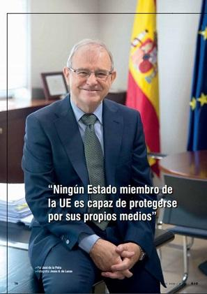 Entrevista Director General DSN Junio 2019 SIC-Revista Ciberseguridad