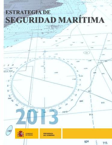 Portada Estrategia de Seguridad Marítima Nacional