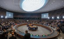 Reunión Ministros de Defensa de la Alianza Atlántica