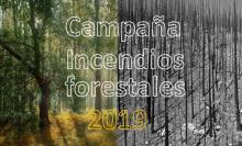 Campaña Incendios Forestales 2019