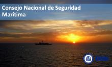 Consejo Nacional de Seguridad Marítima 17 nov 2015
