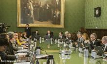 Comision Mixta Congreso Senado de Seguridad Nacional
