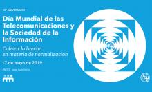 Día Mundial de Internet y Día Mundial de las Telecomunicaciones y de la Sociedad de la Información