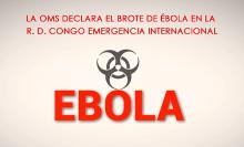 Declaración de emergencia de Salud Pública de Importancia Internacional