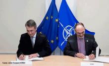 LA OTAN Y LA UE AUMENTAN LA COOPERACION EN CIBERSEGURIDAD