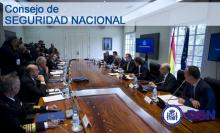 Consejo de Seguridad Nacional 20 de noviembre de 2015
