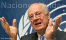 Conversaciones de Paz sobre Siria