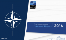 Principales acciones realizadas por la OTAN en el 2016