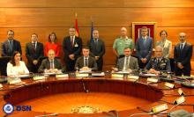 1ª Reunión del Comité Técnico para la elaboración de la Estrategia de Seguridad Aeroespacial Nacional