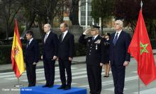 Reunión bilateral de los ministros del Interior de España y Marruecos