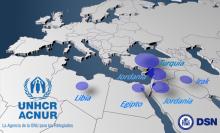 España participa en la reunión de alto nivel de ACNUR ante la crisis de refugiados derivada de la guerra en siria.
