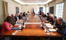 Reunión del Consejo de Seguridad Nacional - 15.03.2019