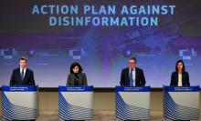 UE - Plan de Lucha contra la desinformación