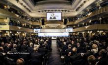 Conferencia de Seguridad de Munich 2016