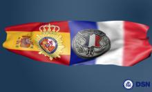 La Policía Nacional en colaboración con la Policía francesa ha detenido en Málaga al presunto responsable de la red criminal que suministró armamento a uno de los terroristas que cometió los atentados de París en 2015