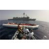 La participación de las unidades españolas desplegadas en el Mediterráneo consigue salvar a más de 9.000 personas