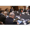 Reunión de los ministros de Defensa de la Europa del Sur en Oporto.