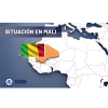 Mapa Situación Mali