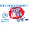 La epidemia de ébola en África se da por concluida