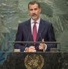 Su Majestad el Rey dio inicio al Debate General del 71º Período de Sesiones de la Asamblea General de Naciones Unidas
