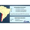 España ofrece su ayuda a Chile en la lucha contra incendios forestales